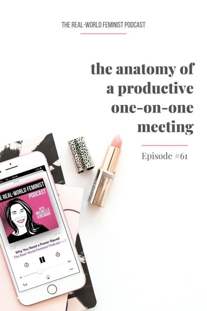 Episode #61: The Anatomy of a Productive One-on-One Meeting
